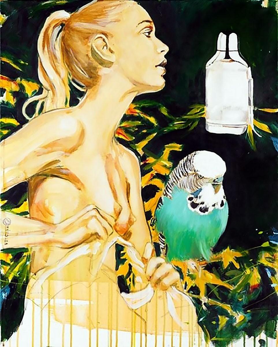 Живопись Винсента Баккума (Vincent Bakkum)