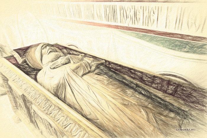 Где жили Рязанские великаны: Великанова Постель
