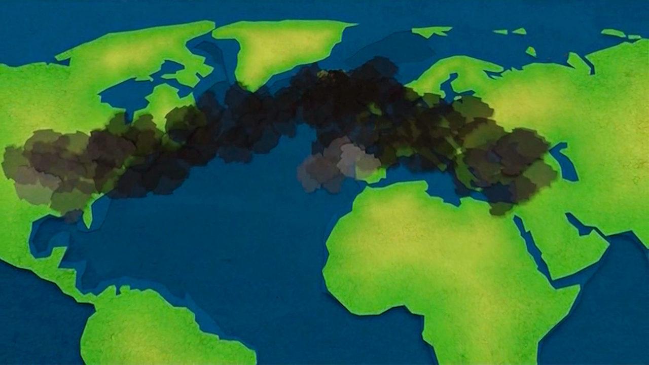Исчезнувшие миры / Nos Mondes Disparus (2020 Алексис де Фавицки)